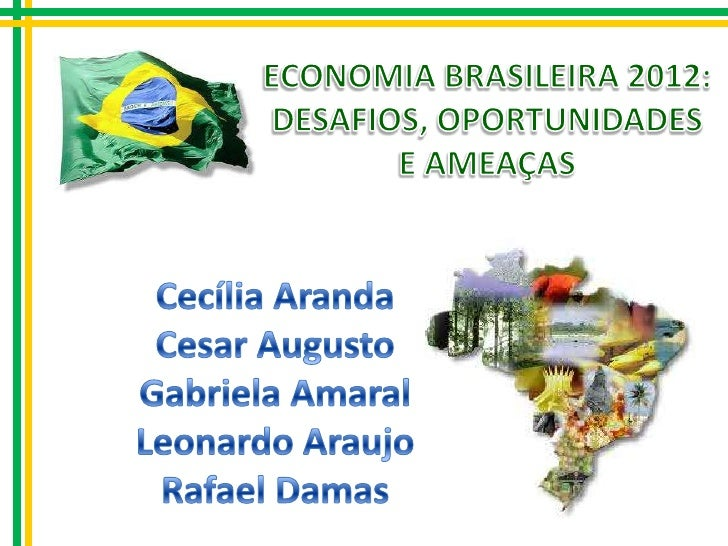 Produto Interno Bruto             O Brasil abriu uma janela para o mundo 1993                              em inclusão dif...