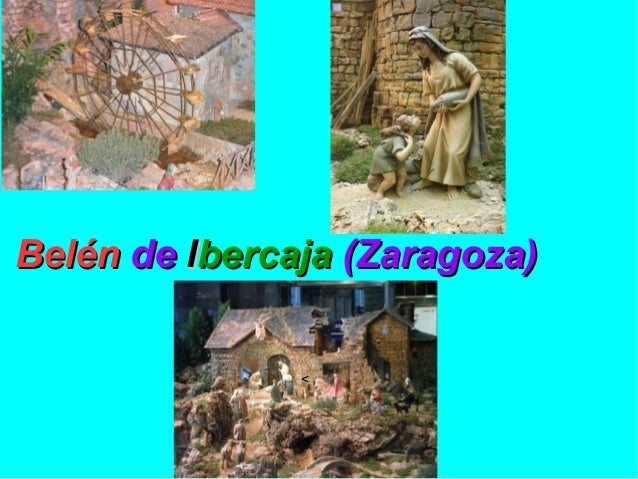Belén de Ibercaja (Zaragoza) <
