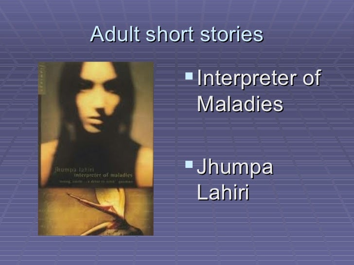 tone of interpreter of maladies by jhumpa lahiri
