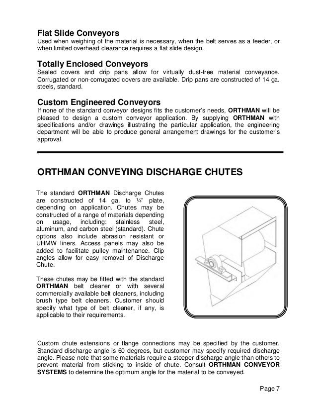 belt conveyor catalog page 6 10
