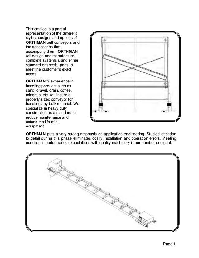 belt conveyor catalog 4