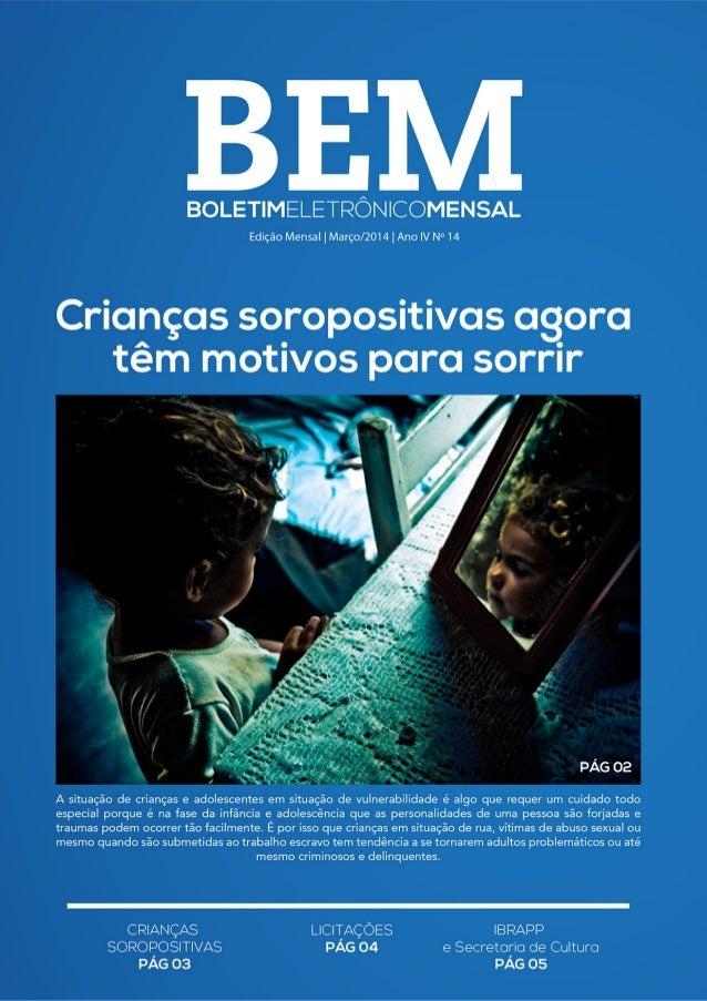 Bem - 14° edição de março de 2014