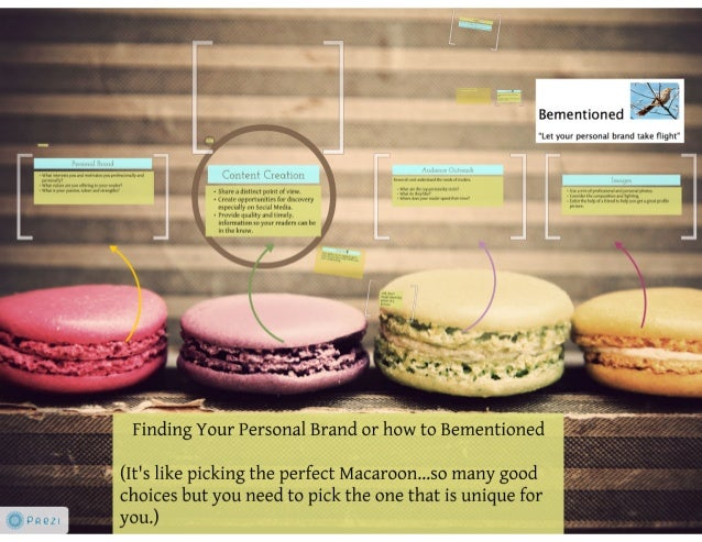 Bementioned personal branding consulting