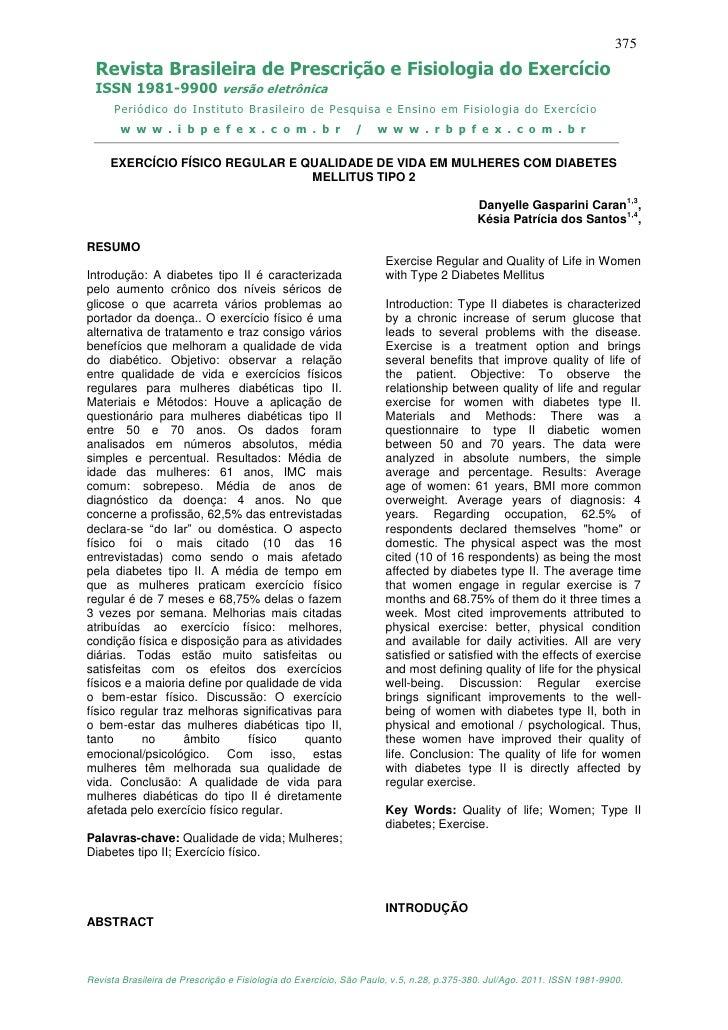 375  Revista Brasileira de Prescrição e Fisiologia do Exercício  ISSN 1981-9900 versão eletrônica      P e r i ó d i c o d...
