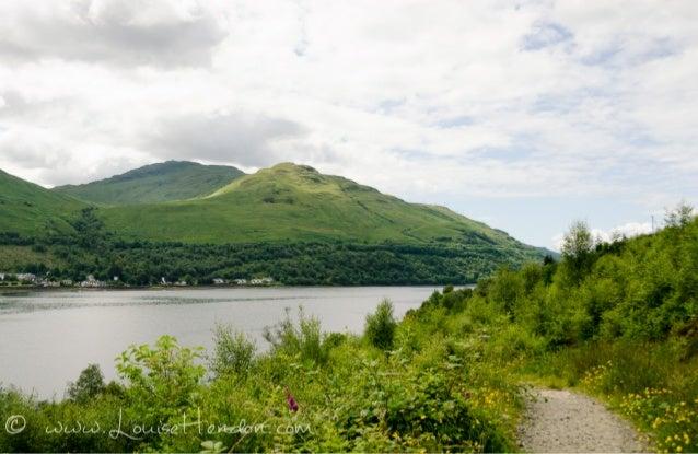 Photos from Climbing Ben Arthur in Loch Lomond, Scotland Slide 2