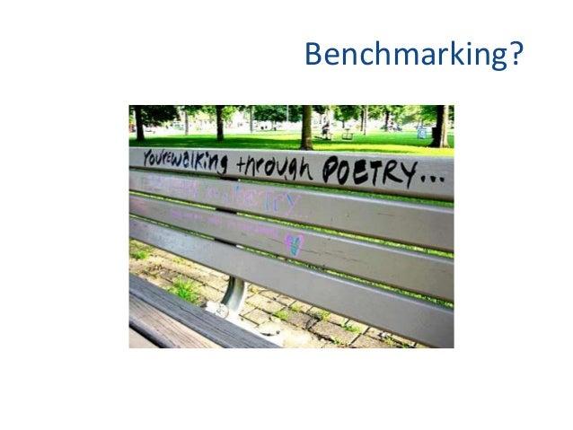 Benchmarking?