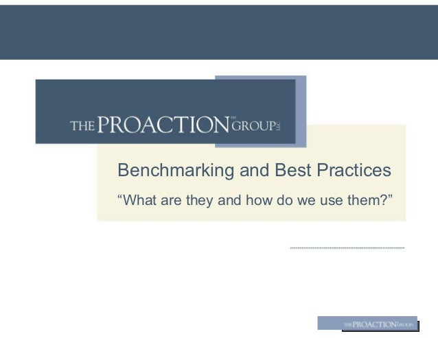 benchmarking uncovering best practices and The fmi/rofda productivity benchmarking industry report represents a  collaborative ef- fort that  uncover improvement  correct material  handling equipment, and best practices are in place however, it does not  automatically.