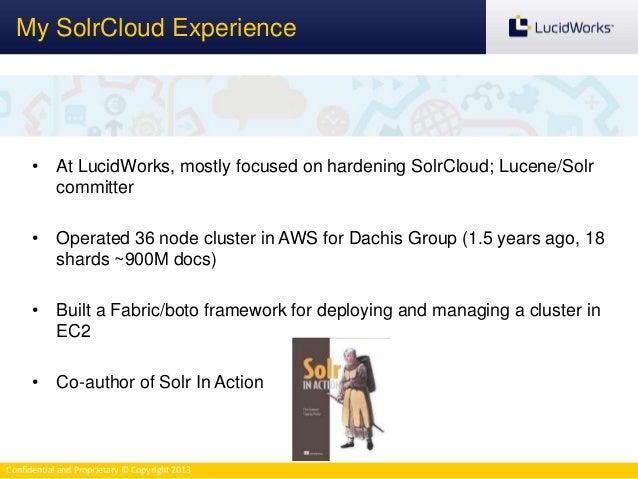 Benchmarking Solr Performance Slide 2