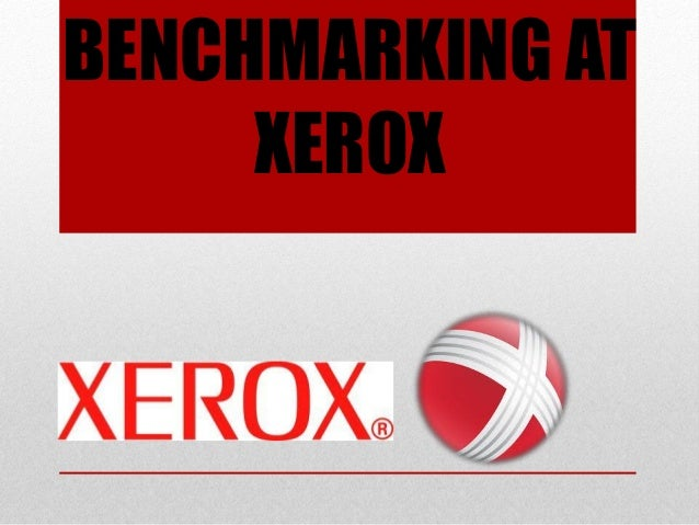 BENCHMARKING ATXEROX