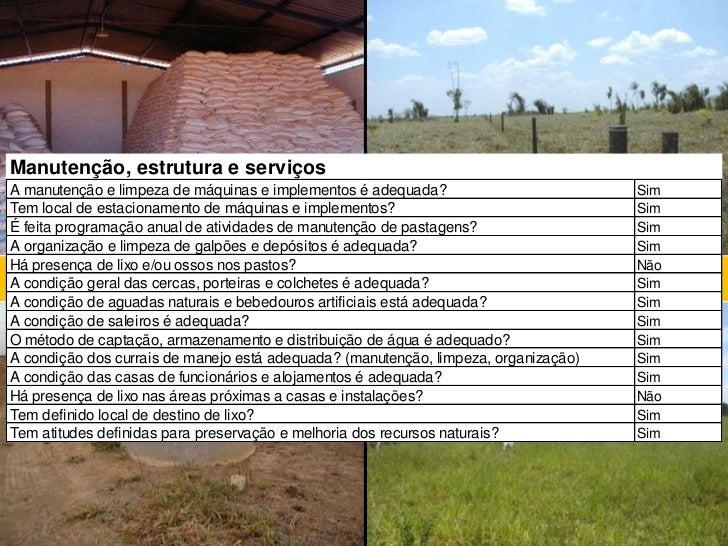 w w w . e x a g r o . c o m . b r<br />8<br />Manutenção, estrutura e serviços<br />