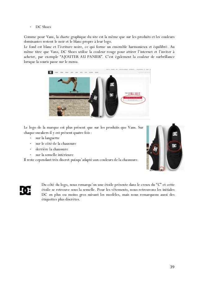 Chiffre D Affaire Dc Shoes