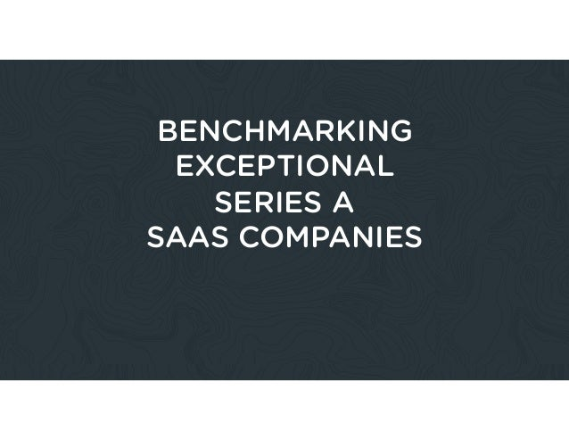 Selection Bias: Premium SaaS Companies Sample Size Bias: N is 10-15 per Year KEY POINTS ABOUT THIS ANALYSIS Projected 12 M...