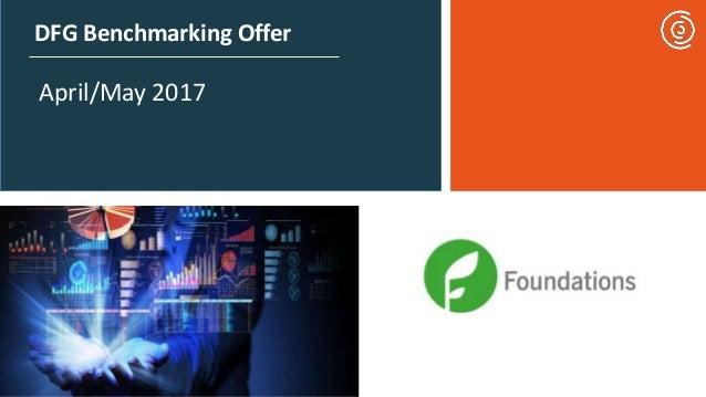 DFG Benchmarking Offer April/May 2017