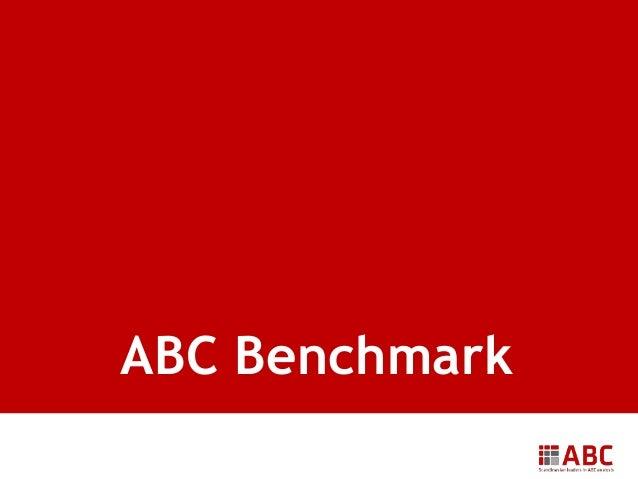 ABC Benchmark