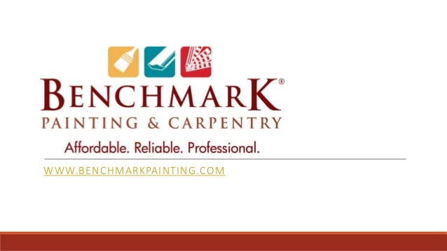 WWW.BENCHMARKPAINTING.COM