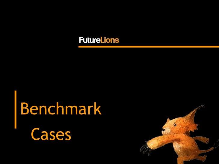 Benchmark Cases