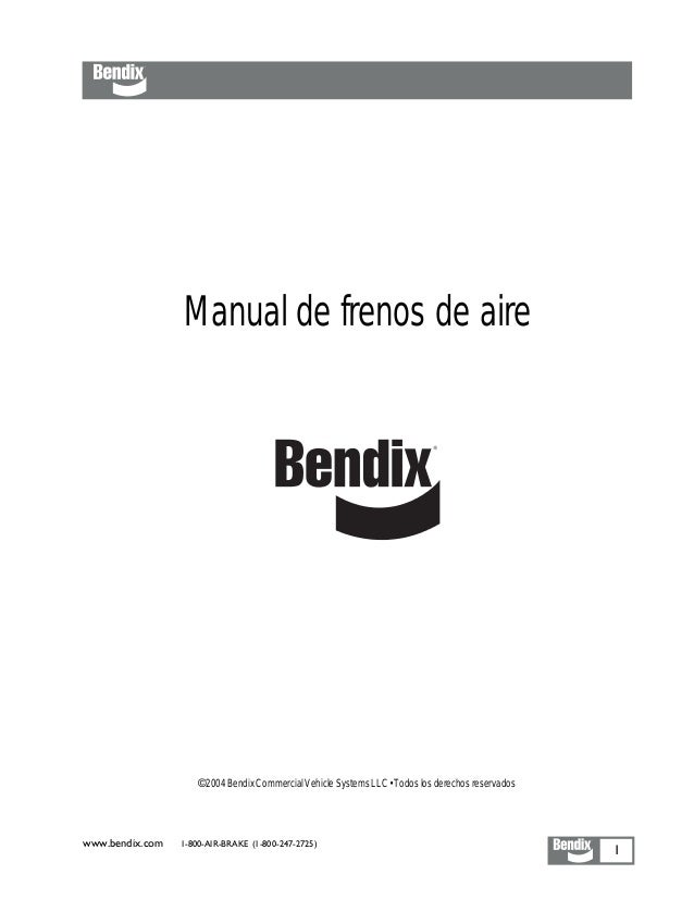 Bendix air-brake-handbook-spanish