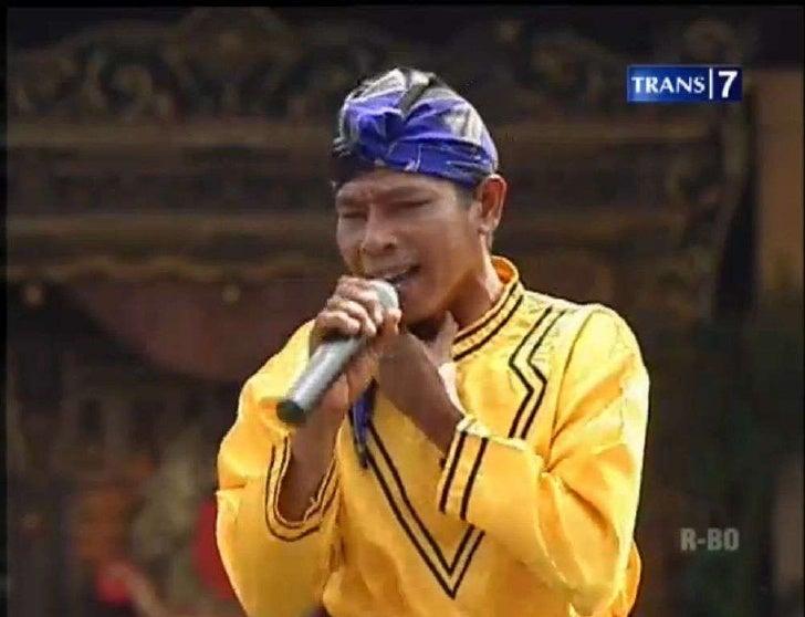 Bendrong lesung kampung seni yudha asri di ovj road show serang, banten 12 05-2012 Slide 2