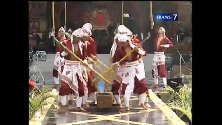 Bendrong lesung kampung seni yudha asri di ovj road show serang, banten 12 05-2012 Slide 3