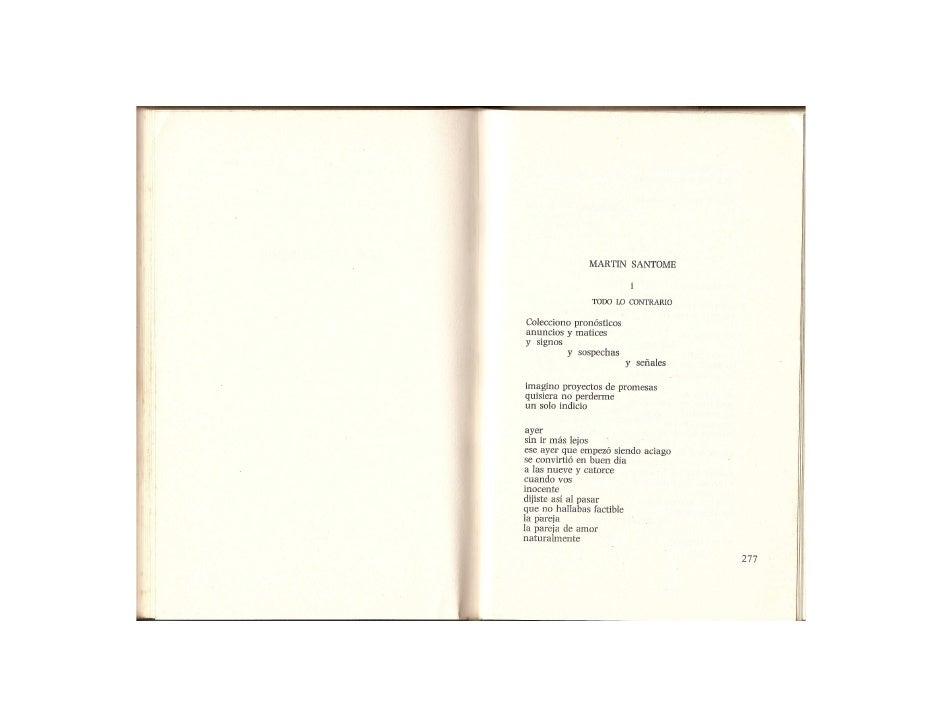 Benedetti - La Tregua - Poemas