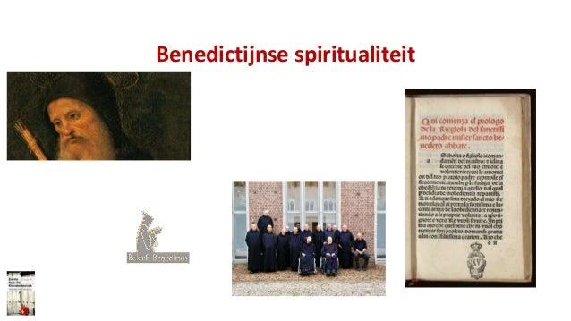 Benedictijnse spiritualiteit