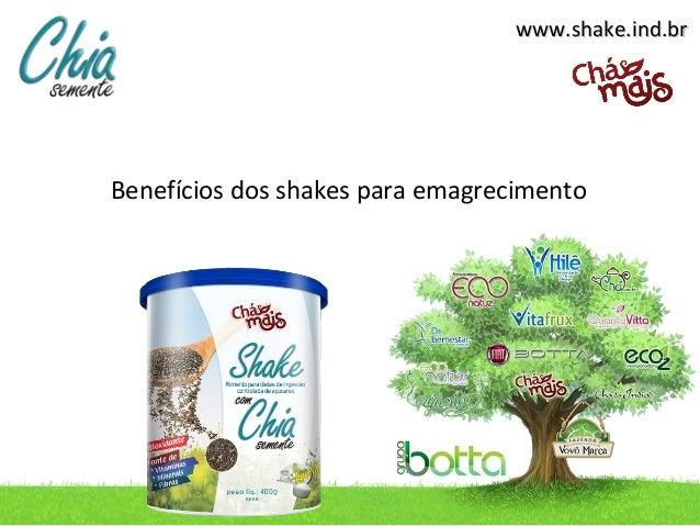 www.shake.ind.brwww.shake.ind.br Benefícios dos shakes para emagrecimento