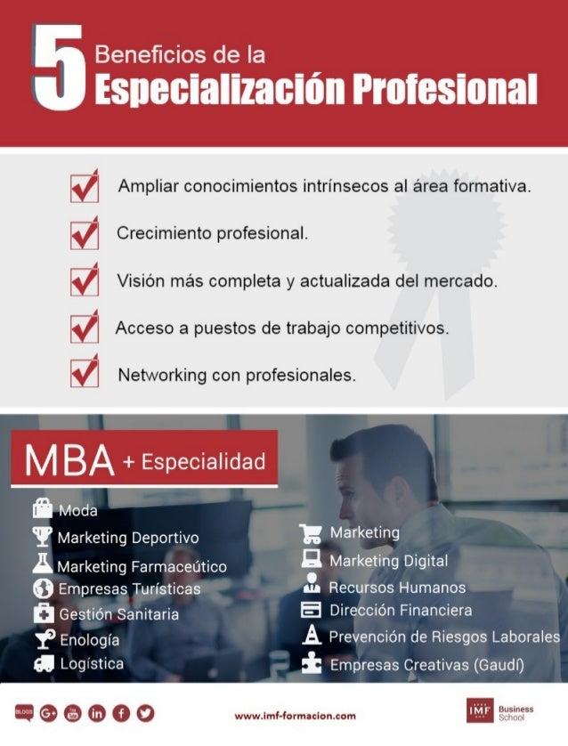 5 beneficios de la especialización profesional