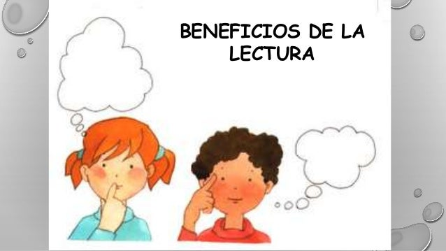 BENEFICIOS DE LA LECTURA
