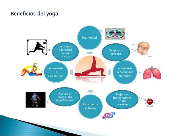 Beneficios del yoga Slide 2