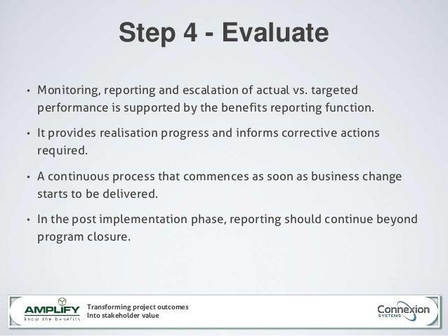 Benefits Focused Portfolio Management Beyond Project