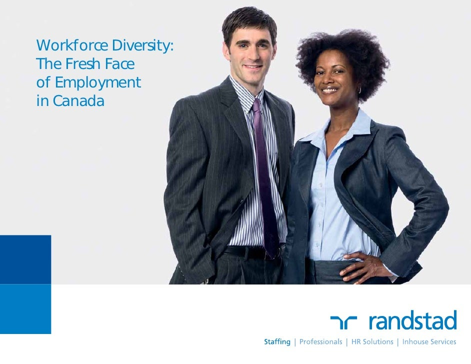 diversity in canada from an employee