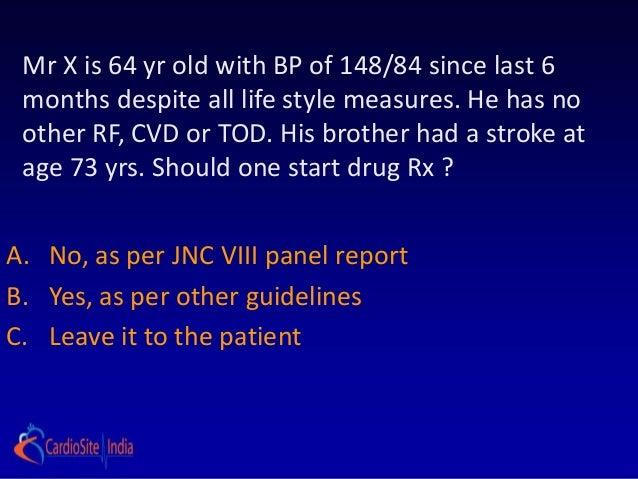 Benefits of hypertension control Slide 3