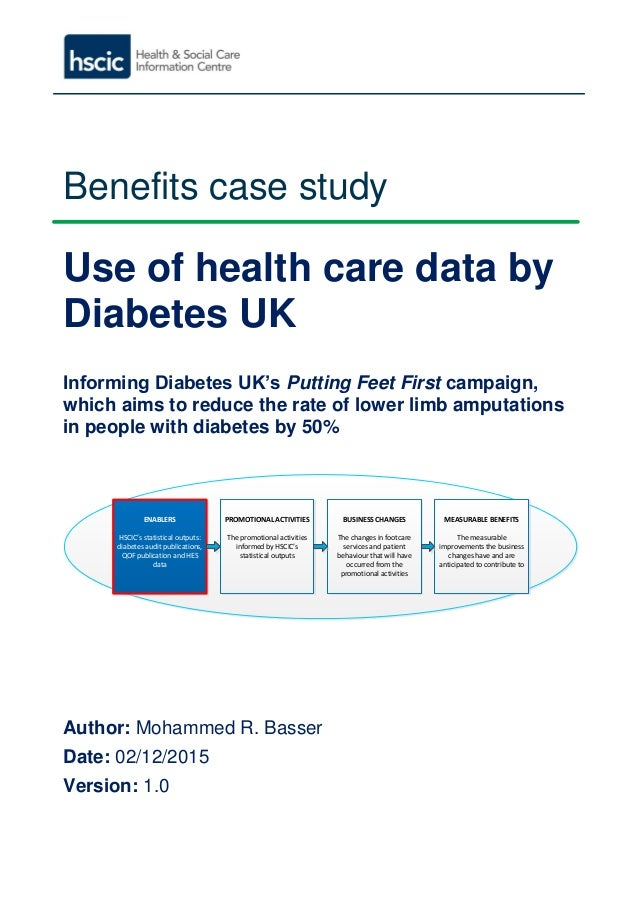 type 2 diabetes case studies uk Type 2 diabetes in the uk have commonly used local registers [1,5] such registers have relatively small sample sizes and potentially insufficient outcome data to provide accurate esti- mates of risk studies using national mortality statistics suffer because diabetes as a contributory cause is under-reported on.