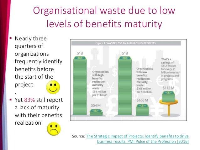 Maturity Assessment & Good Practice Guide Source: Benefits Realizaton Management Framework, PMI [2016]