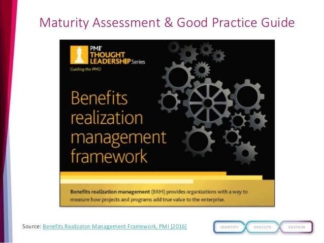 Benefits Management & Capability Maturity Source: P3M3 Maturity Model [Axelos]