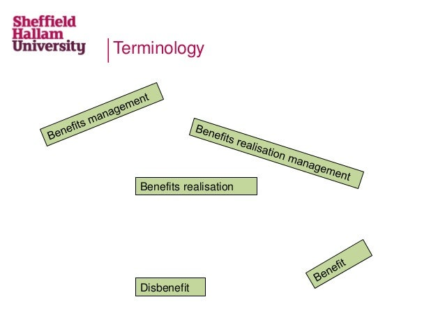 Benefits management: benefits for you Slide 3