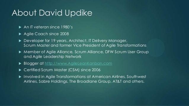 Benefits Of Agile Software Development For Senior Management