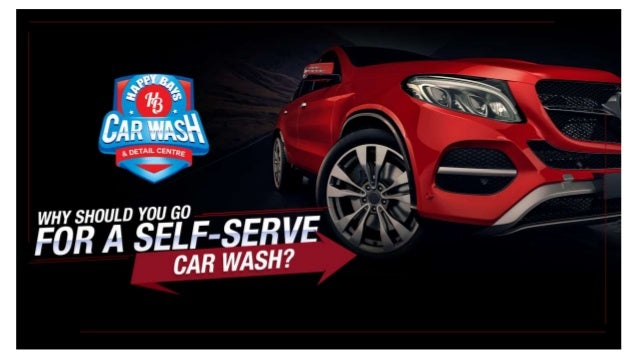 Benefits of a professional self serve car wash facility