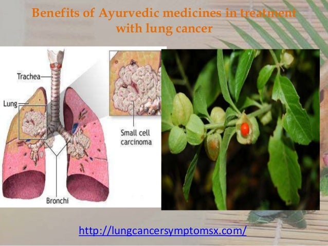 Benefits Of Ayurvedic Medicines In Treatment With Lung