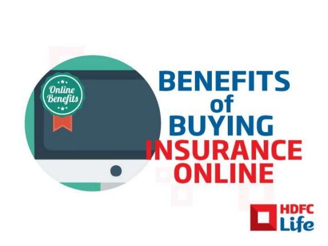Online insurance policies are easy and quick. The biggest advantages that the online platform offers you is the power to m...