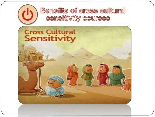 Benefits of cross cultural sensitivity courses