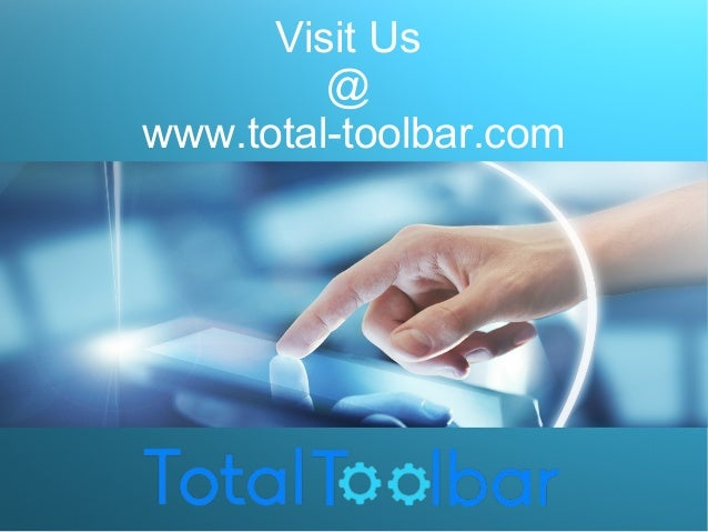 benefits of customized internet explorer toolbar development