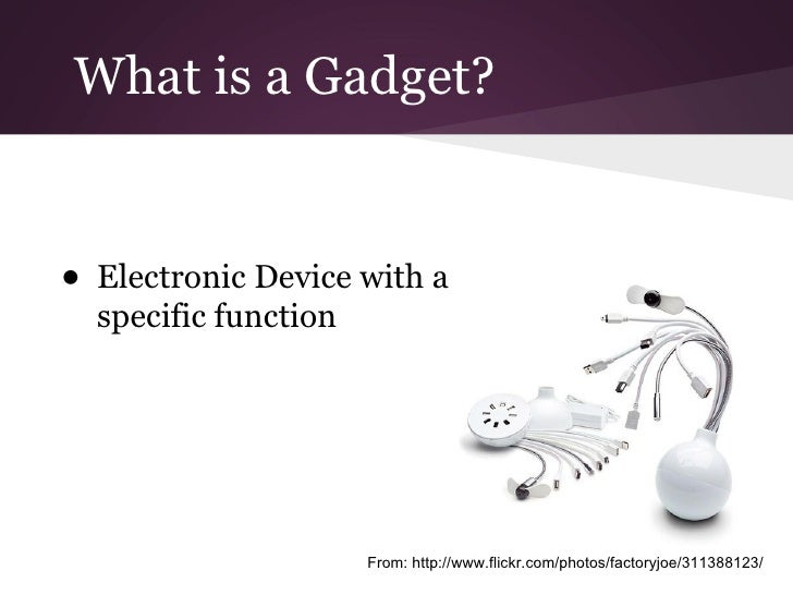 Benefits of Gadgets in Public Libraries Slide 3