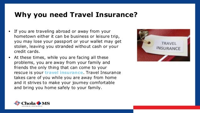 Is Travel Insurance Provided By Credit Cards