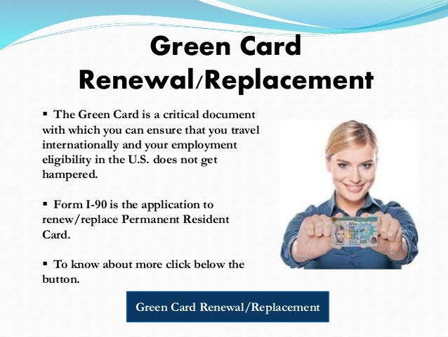 Benefits Of Green Card