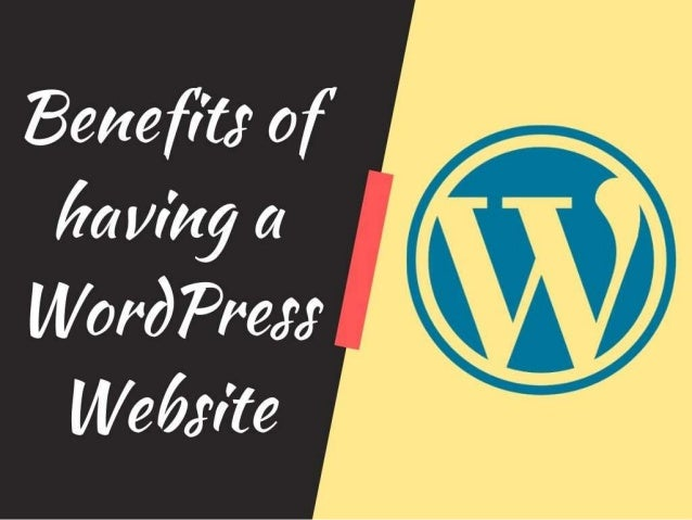 Easy to use – This quality helped WordPress overcome competitors like Drupal or Joomla and become the favorite choice of w...