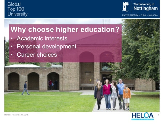 the benefits of higher education for Benefits of higher education most people set out to go to college or some other formal training and others have no plan of extending their education and.