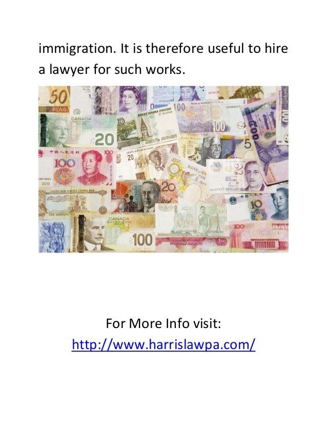 Benefits Of Hiring A L1 Visa Lawyer
