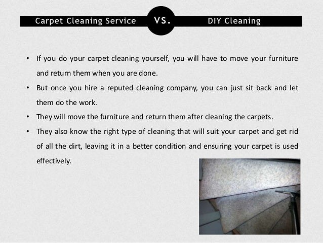Benefits of hiring a professional carpet cleaning service 4 if you do your carpet cleaning yourself solutioingenieria Gallery