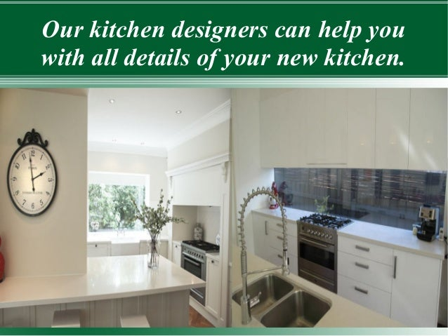 4. Our Kitchen Designers ...